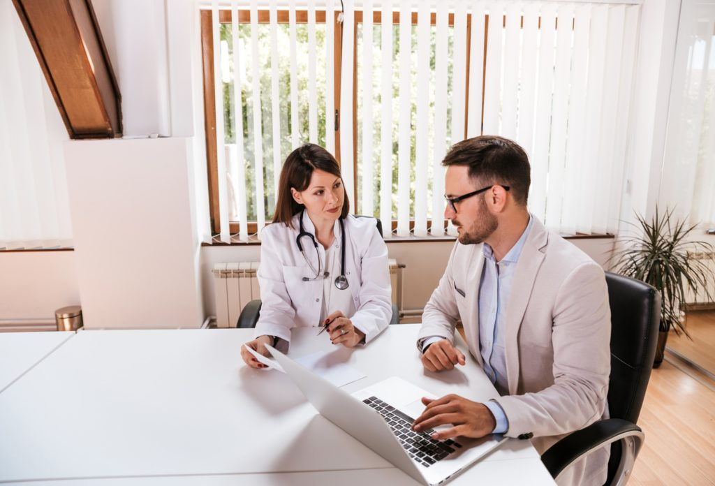 Master en Dir. Gestión de centros Sanitarios