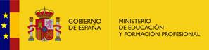 logo Ministerio de Educación España